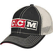 CCM Hockey Mesh Back Trucker Hat