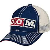CCM Hockey Mesh Back Trucker Hat