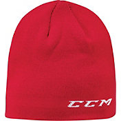 CCM Team Knit Ice Hockey Beanie