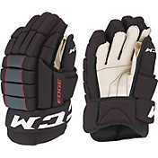 CCM Youth QLT Edge Ice Hockey Gloves