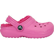 Crocs Kids' Classic Lined Clogs