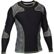 Century Adult Long Sleeve Rash Guard