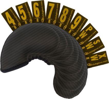 Club Glove Gloveskin Iron Headcovers - 9 Pack