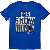 Champion Boys' It's Show Time Graphic T-Shirt