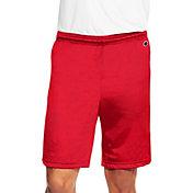Champion Men's Pocketless Mesh 9'' Shorts