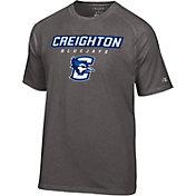 Champion Men's Creighton Blue Jays Blue T-Shirt