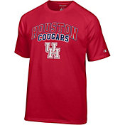 Champion Men's Houston Cougars Red T-Shirt