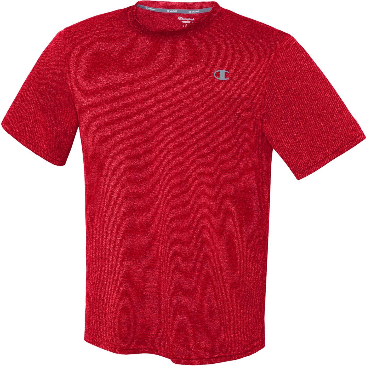 Champion Men's Vapor Heather T-Shirt