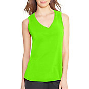 Champion Women's Authentic Jersey V-Neck Tank Top