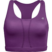 Champion Women's Plus Size Vented Compression Sports Bra