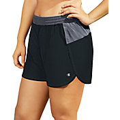 Champion Women's Plus Size Sport 5 Shorts