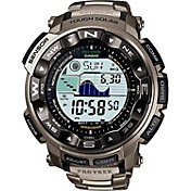 Casio Men's ProTrek Tough Solar Digital Watch