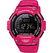 Casio Illuminator Pink Digital Watch