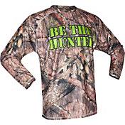 Cliff Keen Adult Metcalf Series 'Be the Hunter' Long Sleeve Wrestling Shirt