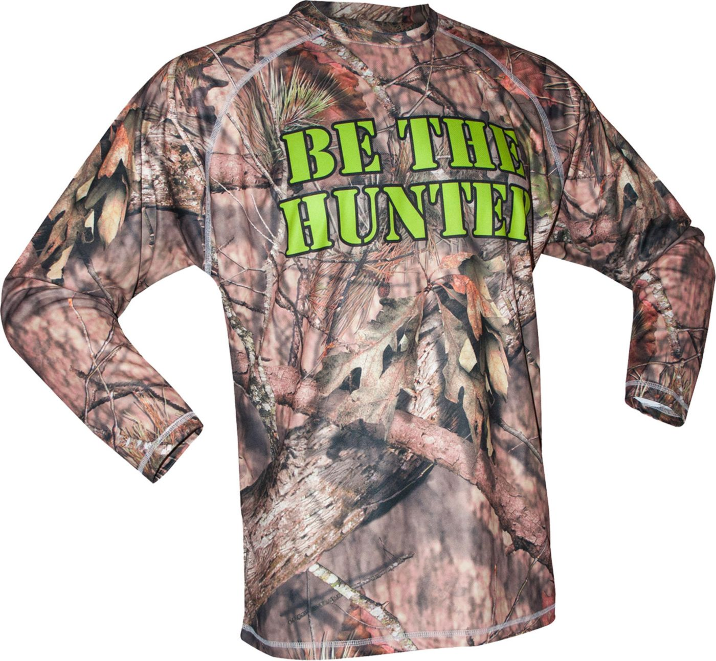 Cliff Keen Adult Metcalf Series 'Be the Hunter' Long Sleeve Wrestling Shirt