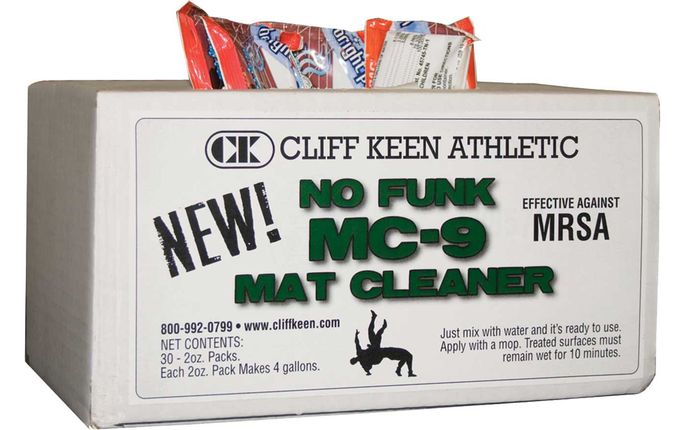 "Cliff Keen Concentrated ""No Funk"" Mat Cleaner"