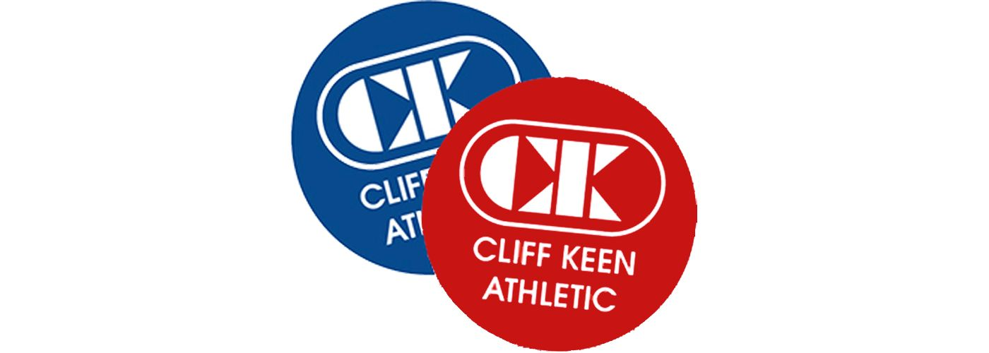 Cliff Keen Red & Blue Wrestling Referee Flipdisc