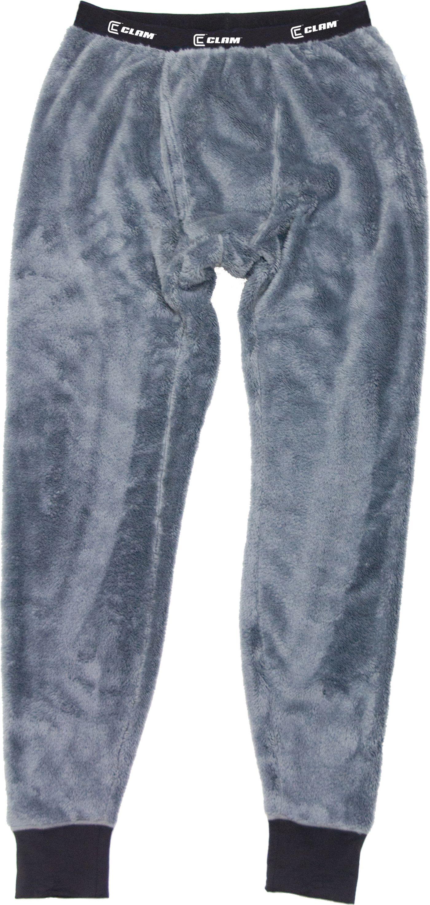 Clam Men's IceArmor Sub Zero Base Layer Pants
