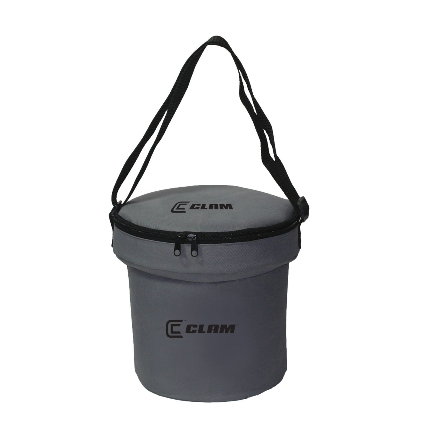 Clam 1/2 Gallon Bait Bucket With Insulated Carry Case