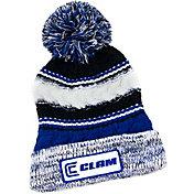 Clam Knit Pom Beanie