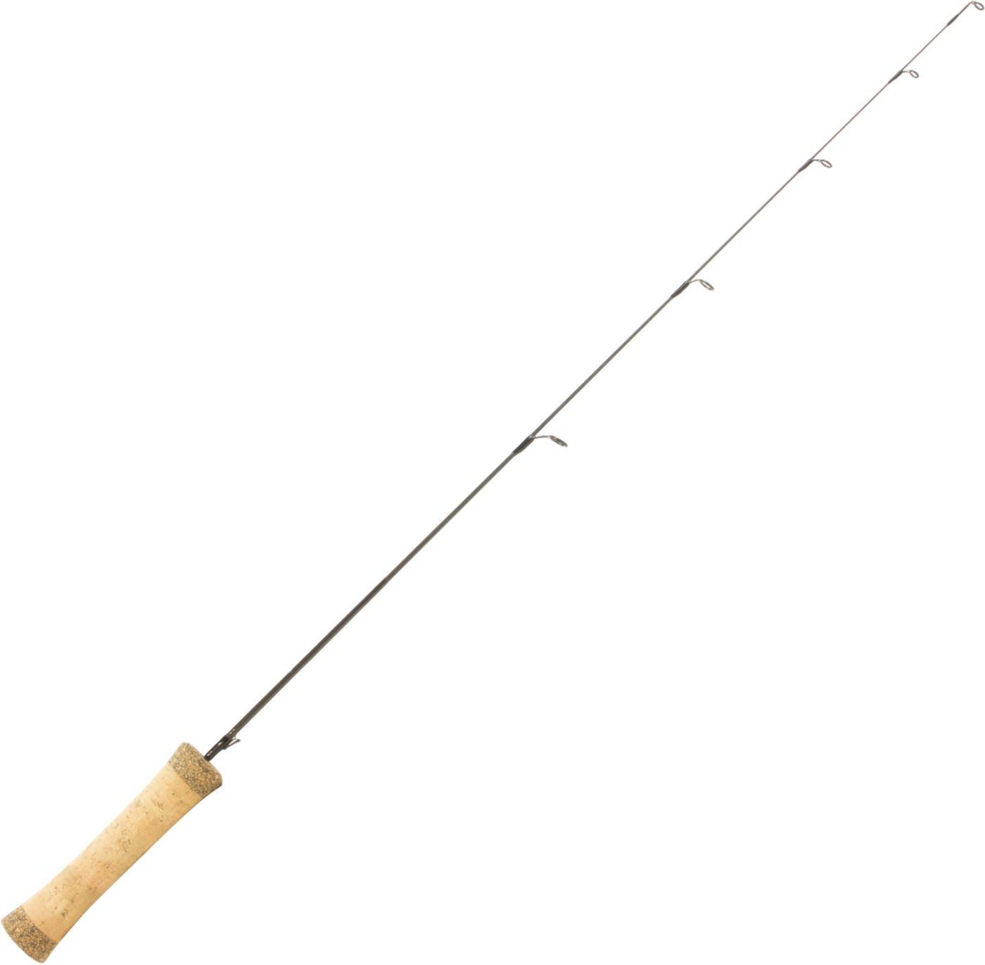 Clam Ice Team Professional Zippy Dahl Perch Ice Fishing Rod