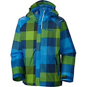 Columbia Boys' Fast & Curious Rain Jacket
