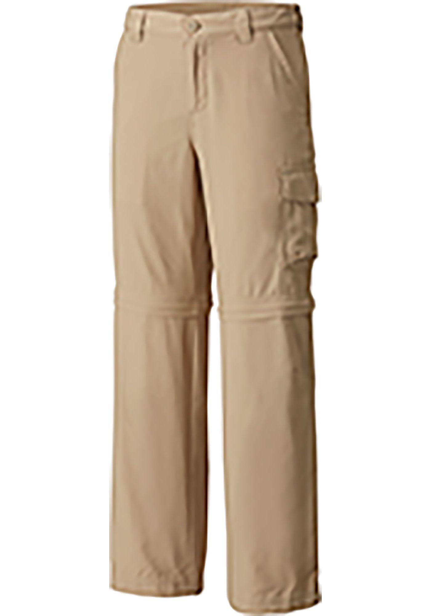 Columbia Boys' Silver Ridge III Convertible Pant