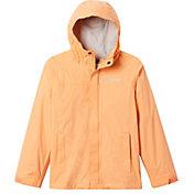 Columbia Boys' Watertight Rain Jacket in Bright Nectar
