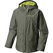 Columbia Boys' Watertight Rain Jacket