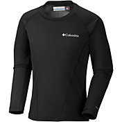 Columba Boys' Midweight Baselayer Shirt
