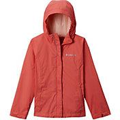 Columbia Girls' Arcadia Rain Jacket