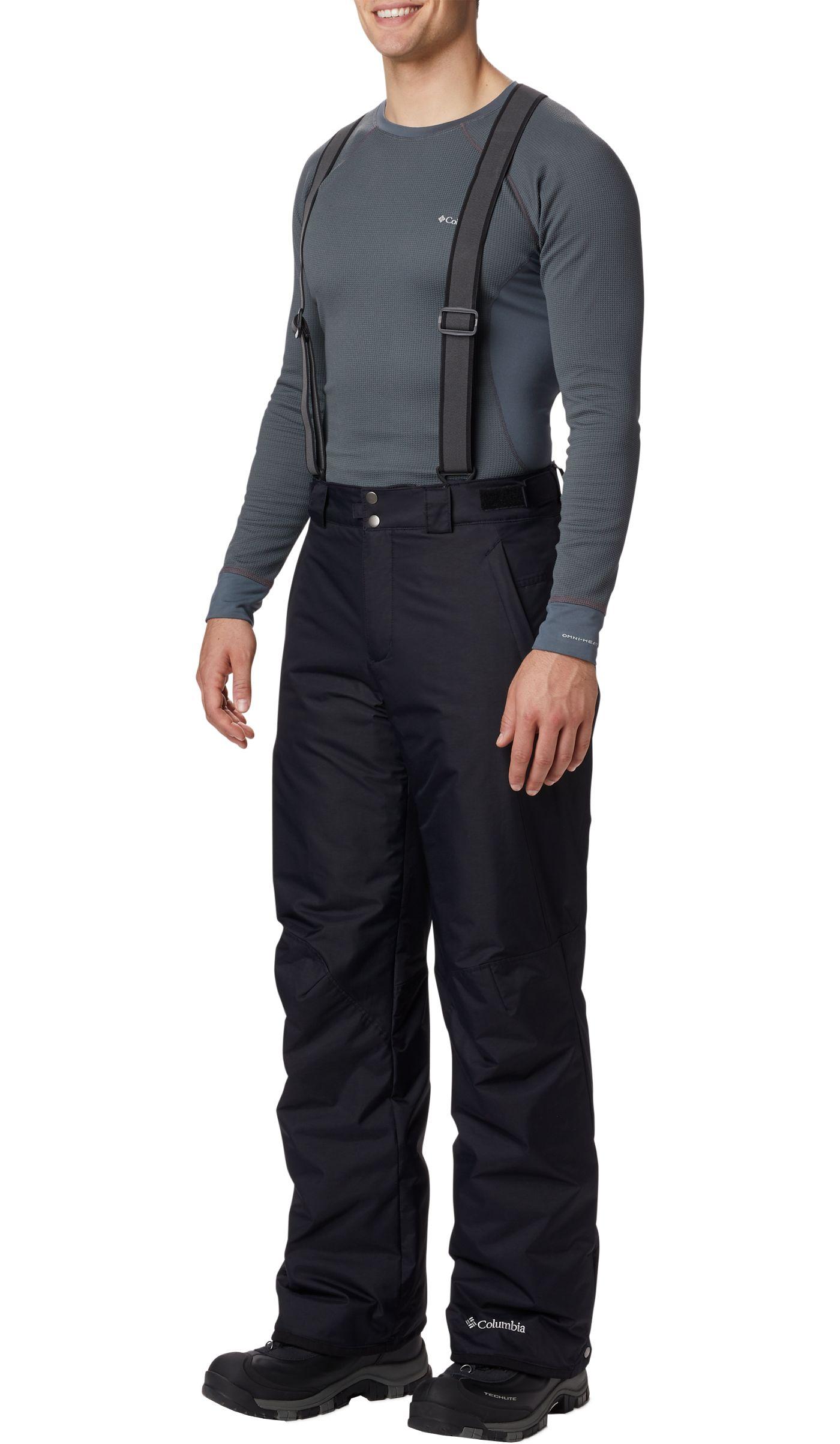Columbia Men's Bugaboo Suspender Pants