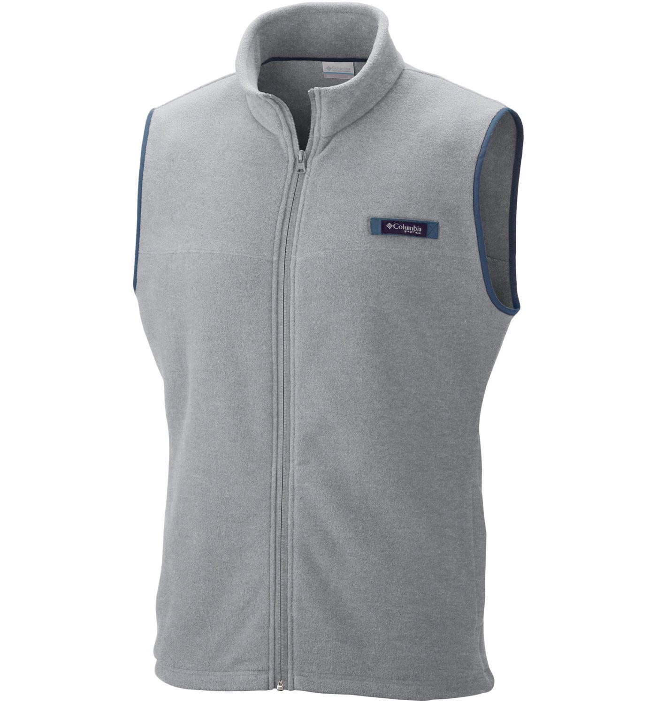 Columbia Men's PFG Harborside Fleece Vest