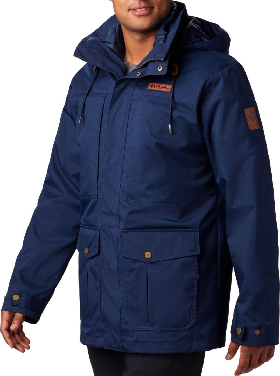 Columbia Men's Horizons Pine Interchange 3 in 1 Jacket