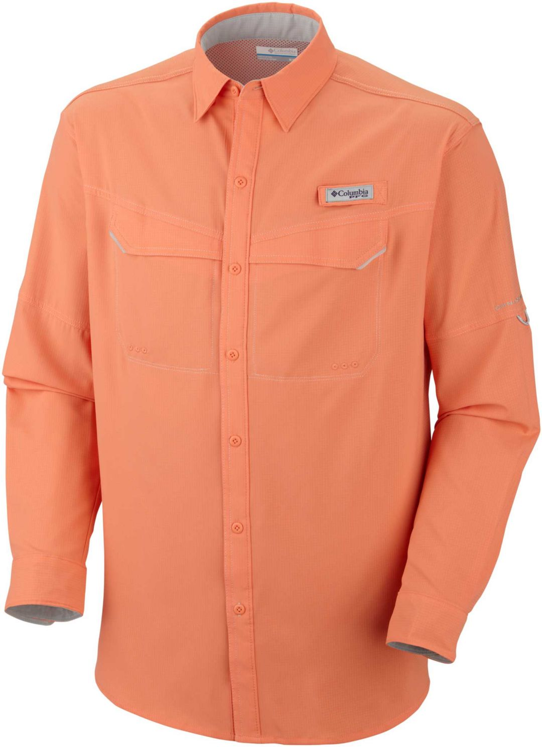 fcc6311c893 Columbia Men's PFG Low Drag Offshore Long Sleeve Shirt | Field & Stream