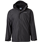 Columbia Men's Sleet to Street II Interchange Jacket
