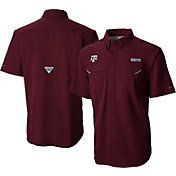 Columbia Men's Texas A&M Aggies Maroon Low Drag Offshore Performance Shirt
