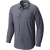 Columbia Men's Silver Ridge Lite Button Up Long Sleeve Shirt