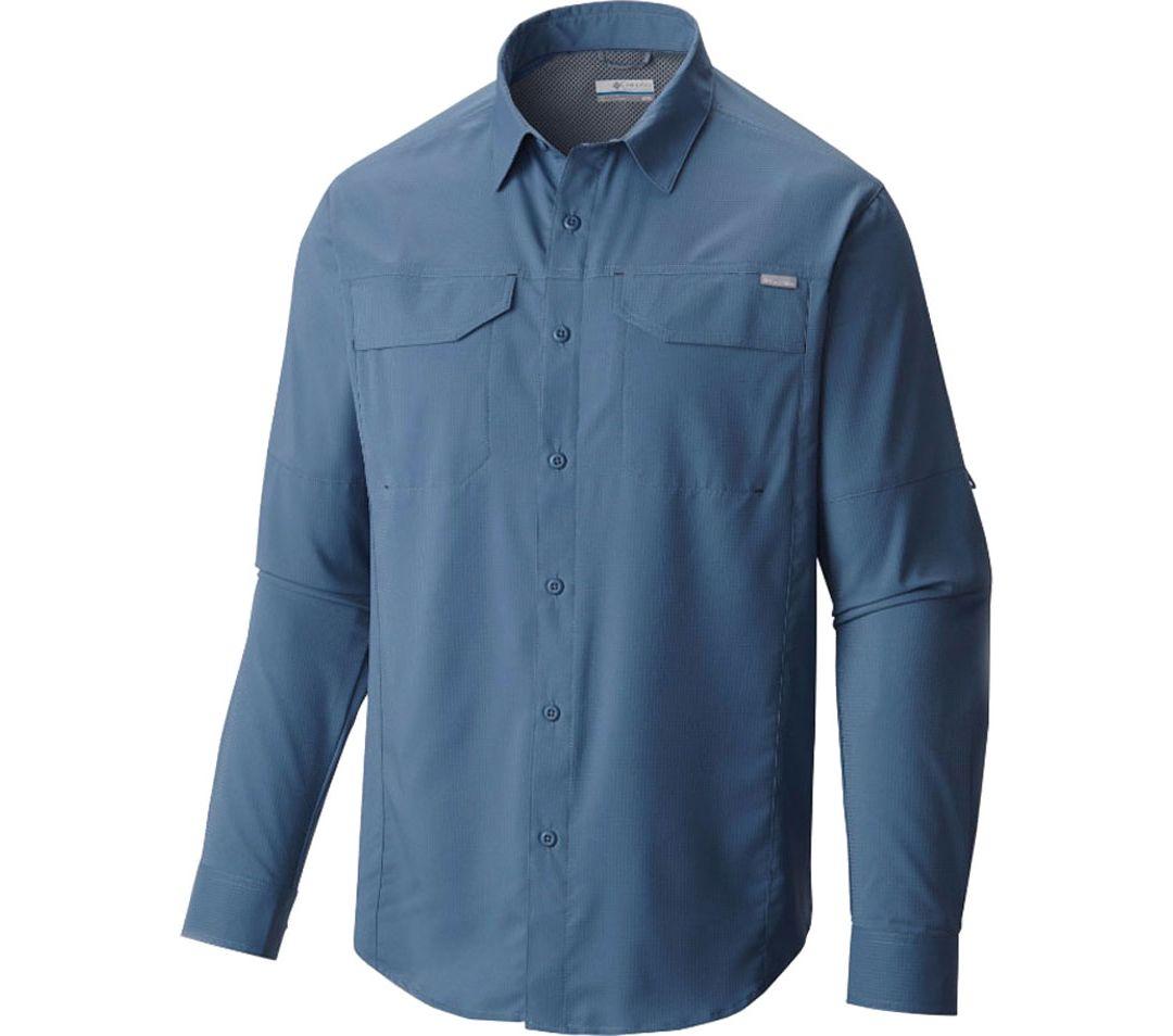 79d9f664675 Columbia Men's Silver Ridge Lite Button Up Long Sleeve Shirt ...