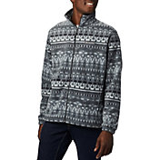 Columbia Men's Steens Mountain Printed Fleece Jacket