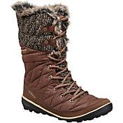 Columbia Women's Heavenly Omni-Heat Knit 200g Waterproof Winter Boots