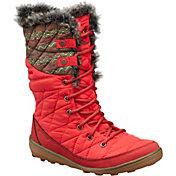 Columbia Women's Heavenly Omni-Heat Print 200g Waterproof Winter Boots