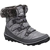 Columbia Women's Heavenly Shorty Omni-Heat 200g Waterproof Winter Boots