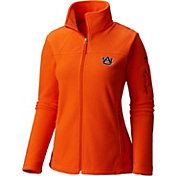 Columbia Women's Auburn Tigers Orange Give and Go Full-Zip Fleece