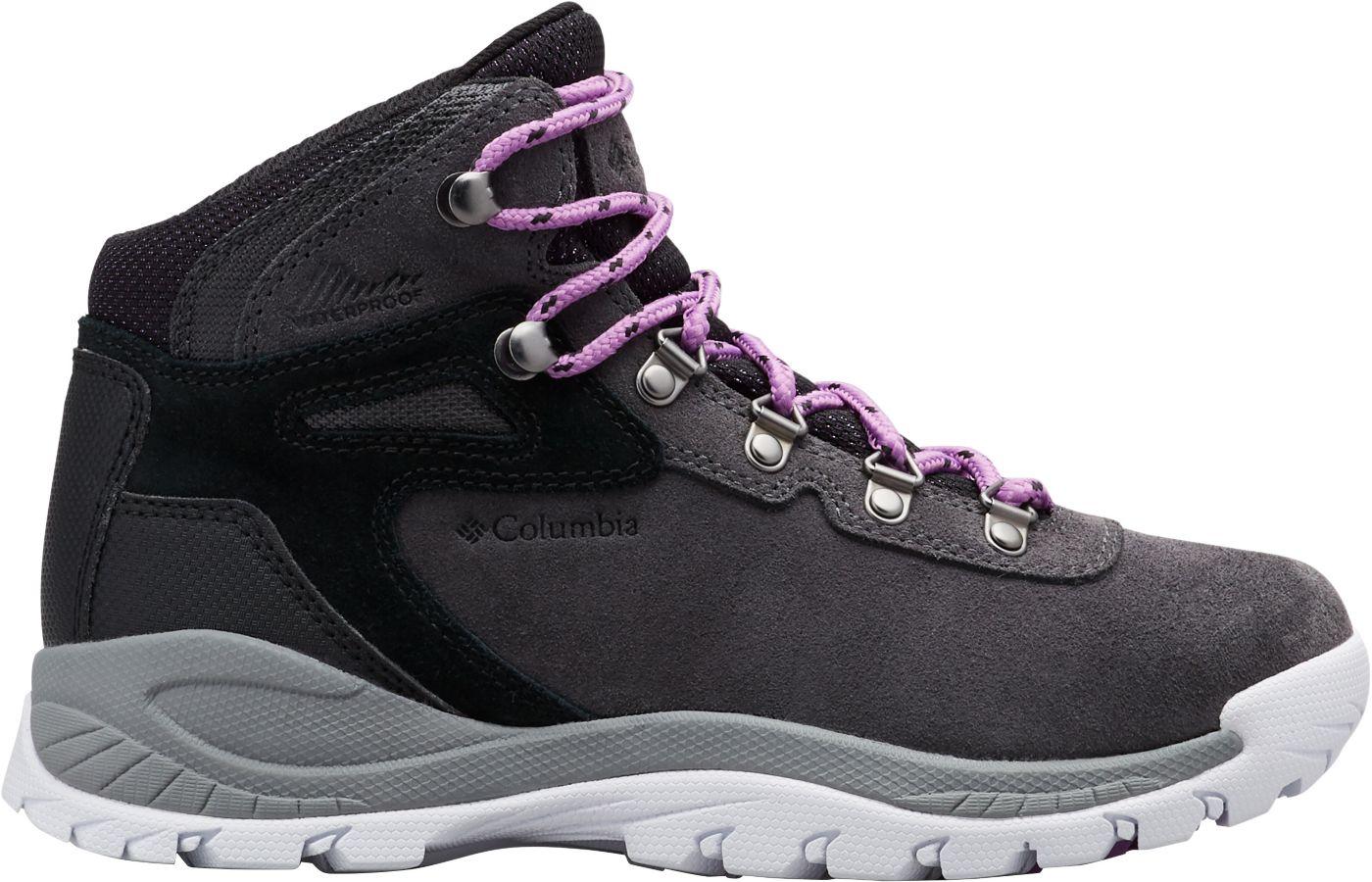 Columbia Women's Newton Ridge Plus Amped Waterproof Hiking Boots