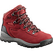 Columbia Women's Newton Ridge Plus Amped Waterproof Hiking Boots