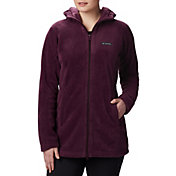 Columbia Women's Plus-Size Benton Springs II Long Hoodie