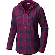 Columbia Women's Times Two Hooded Long Sleeve Shirt