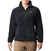 Columbia Women's Tested Tough In Pink Benton Springs Full Zip Jacket