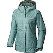 Columbia Women's Arcadia Print Rain Jacket